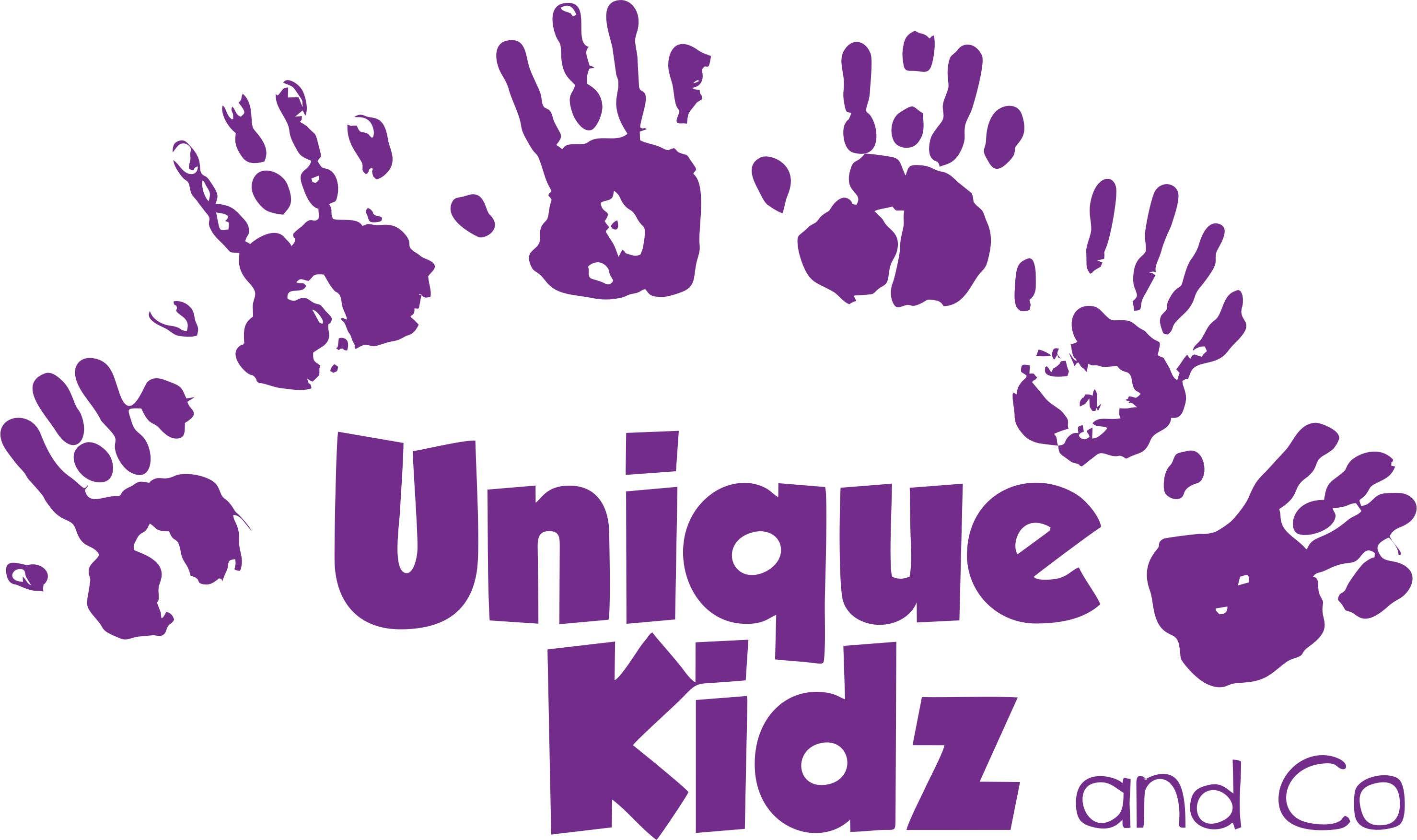 Unique Kidz and Co Logo